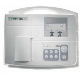 ELECTROCARDIÓGRAFO EDAN VE-300VET EMG, AC/DFT, LOWPASS