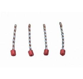 Sonda de dilatación lubricada con vaselina y cabeza en PVC. Evita el cierre del pezón.