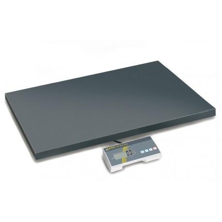 BASCULA ELECTRONICA: Plataforma Acero Esmaltado 945x505x65mm