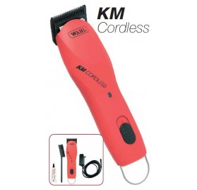 Máquina Profesional WAHL KM CORDLESS Batería o Red
