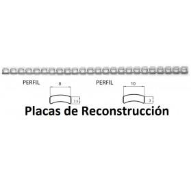 Placas de Reconstrucción