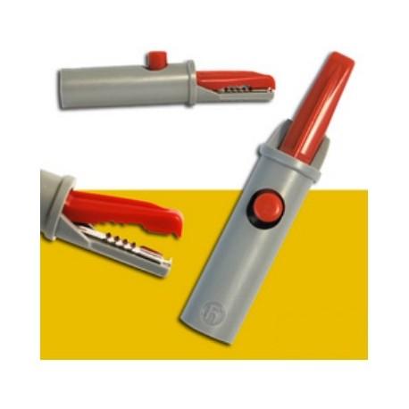 Electrodo Tipo Pinza Plástica
