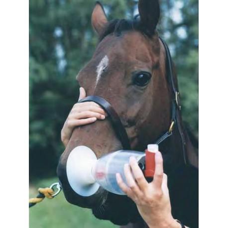 Inhaladores equinos